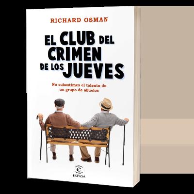 Portada del libro El club del crimen de los jueves de Richard Osman