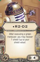 R2D2card
