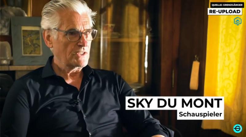Interview mit Sky du Mont 800