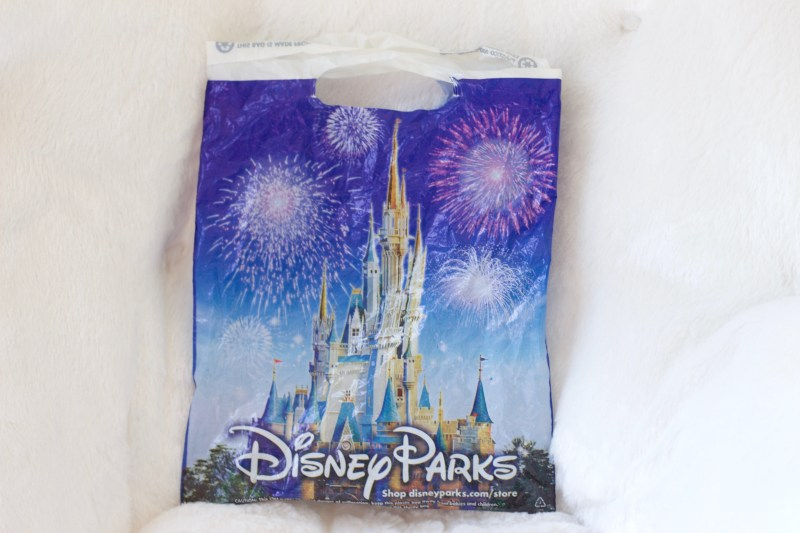Walt Disney World Gift Bag.
