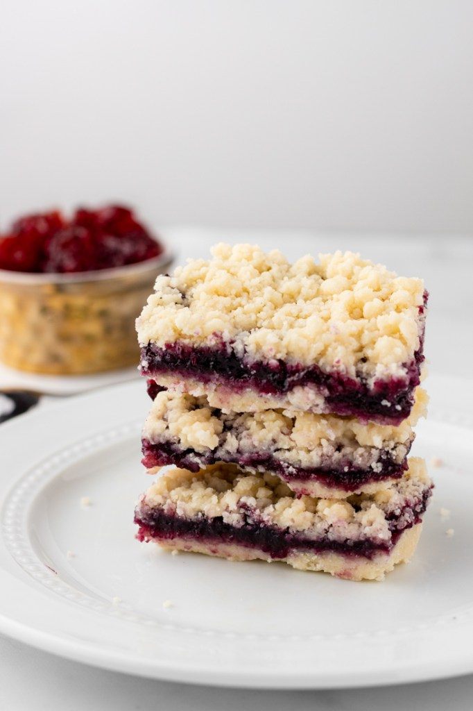 Cherry Pie Bars.
