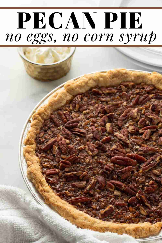 Pecan Pie Pinterest Pin
