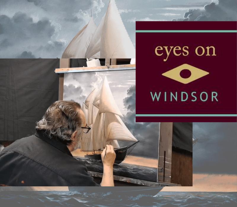 The BLUENOSE Legacy – Eyes on Windsor Article