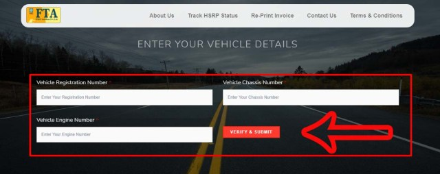Step 6 UP High Security Number Plate Online Apply, Price, Last Date, Track Status