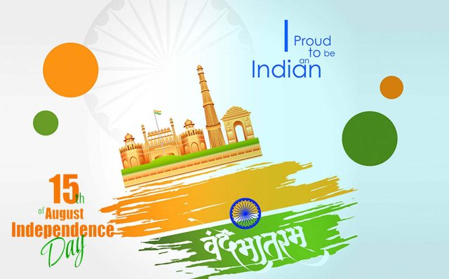 happy independence day hd wallpaper for desktop images 15 august 2021