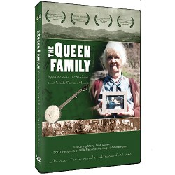 The Queen Family DVD