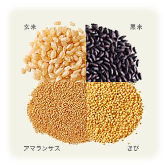 「玄米の種類比較画像」の画像検索結果