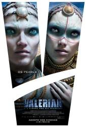 Pearls Valerian e a Cidade dos Mil Planetas