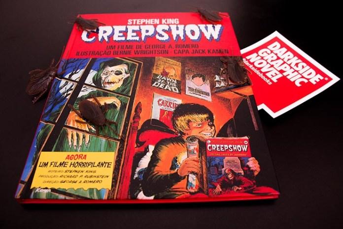 creepshow stephen king darkside books