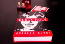 black hole charles burns darkside