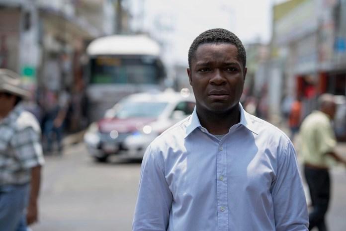 Gringo David Oyelowo