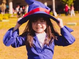 cosplay girls akko little witch academia