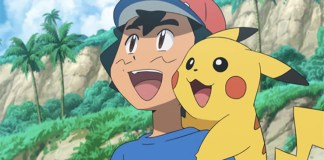 pokemon ash pikachu ultra adventures