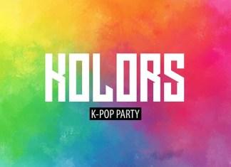kolors k-pop