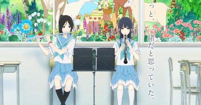 Hibike Euphonium Liz to Aoi Tori