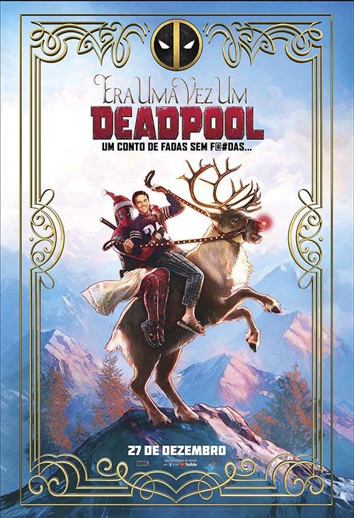 Era Uma Vez Deadpool