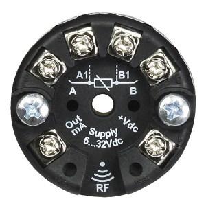 Convertidor RTD/Termopares Para Cabezal DIN-RFid (NFC) P6100