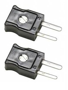 Miniconectores Macho Fluke 80CJM
