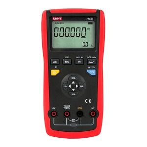 Calibrador De Temperatura Unit UT701