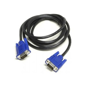 Cable De Video VGA 2.5m Macho Macho VGA2.5