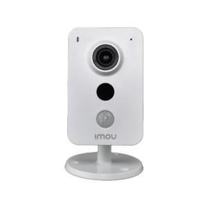 camara ip tipo cubo 4mp@ lente 2,8mm fov 97° wifi h.265 ir 10m pir e/s alarma audio de 2 vias
