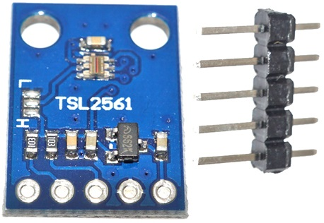 Sensor De luz Con GY2561
