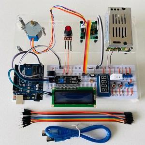 El Kit De Electronica para Educación Virtual