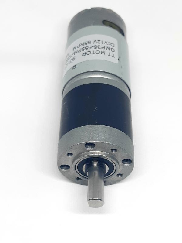 Motorreductor 12VDC 95RPM