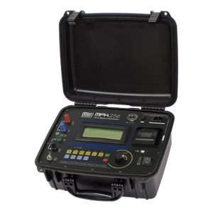 Micro Ohmímetro Digital 10A Megabras MPK256