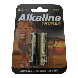 Pila Tronex AA Alcalina 1.5V LR06