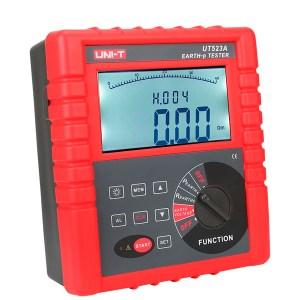 Telurómetro Digital Uni-Trend UT523A