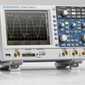 Osciloscopio Digital R&S RTC1000