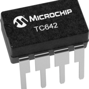 Controlador de velocidad TC642