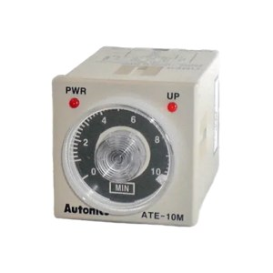 Temporizador Análogo 0~10min Con Retardo Ondelay Autonics ATE10M