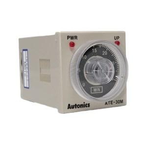 Temporizador Análogo 0~30min Con Retardo Ondelay Autonics ATE30M