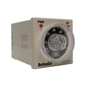 Temporizador Análogo 0~60min Con Retardo Ondelay Autonics ATE60M