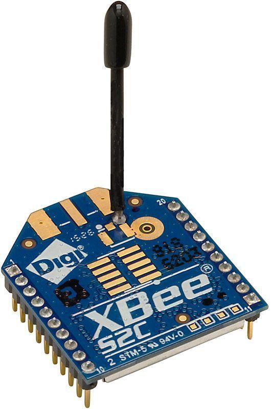 Módulos Rf XBee S2C DigiMesh 2.4GHz