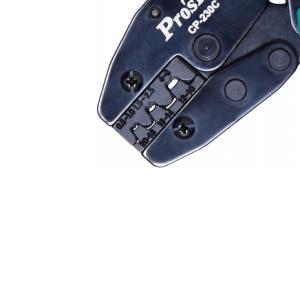 Ponchadora Para Terminales De 225mm Proskit CP230C