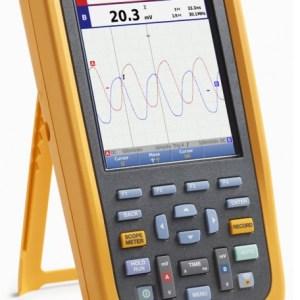 Osciloscopio Digital Fluke 124B