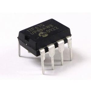 Microcontrolador Pic12f675 F675IP