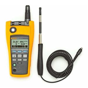 Medidor De Aire Fluke 975