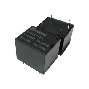 Relé Electromecánico 12Vdc/12A 5 Pines NCR R12V5P12AN