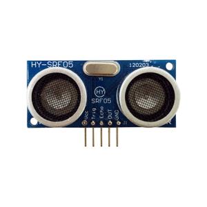 Sensor De Distancia Por Ultrasonido Hasta 4.5mt