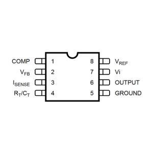 Controlador En Modo Corriente UC2843A