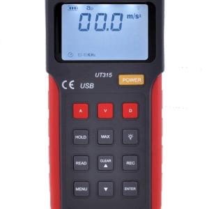 Analizador De Vibraciones Unit UT315