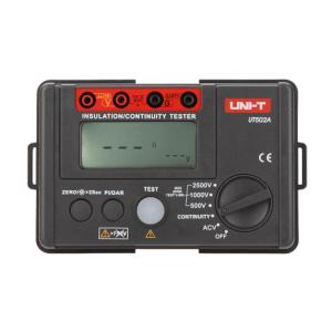 Verificador De Resistencia De Aislamiento Unit UT502A