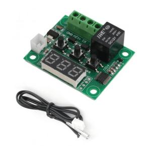 Control De Temperatura Con Sensor Ntc -50°C Hasta 110°C Salida Por Relé W1209
