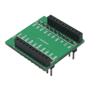 Base Zigbee Para Montaje En Protoboard