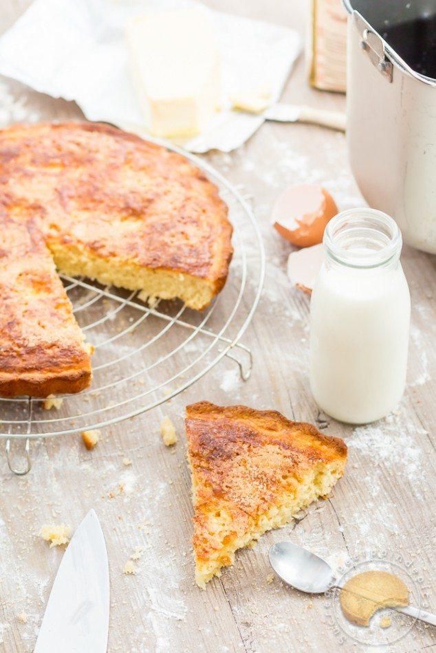 Recette De Tarte Au Sucre De Grand Mere : recette, tarte, sucre, grand, Tarte, Sucre, Grand-mère, D'Orge, D'Epices
