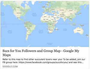 Sucs for You Map